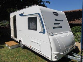 achat caravane / mobil home Caravelair 400 Alba CARAVANES SERVICE 42