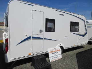 achat caravane / mobil home Caravelair 460 Antares Style CARAVANES SERVICE 42