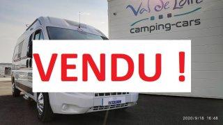 achat escc Adria Twin 600 Sp VAL DE LOIRE CAMPING-CARS