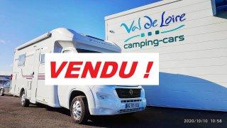 achat escc Autostar P 721 Lc VAL DE LOIRE CAMPING-CARS