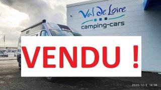 achat escc Challenger V 114 ROAD EDITION VIP VAL DE LOIRE CAMPING-CARS
