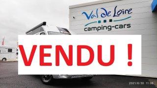 achat escc Challenger V 114 S ROAD EDITION VIP VAL DE LOIRE CAMPING-CARS