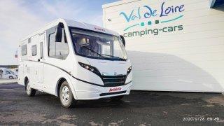achat escc Dethleffs Globebus I 1 VAL DE LOIRE CAMPING-CARS