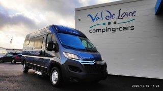 achat escc Globecar Summit 600 VAL DE LOIRE CAMPING-CARS