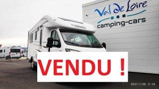 achat escc Mobilvetta K Silver 54 VAL DE LOIRE CAMPING-CARS
