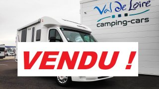 achat escc Rapido 640 VAL DE LOIRE CAMPING-CARS