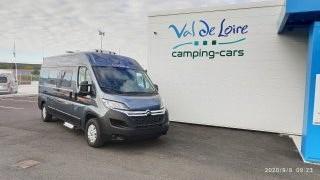 location location Globecar Globescout Plus VAL DE LOIRE CAMPING-CARS