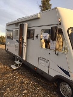 location location Hymer B 655 Classic CHRISCAMP