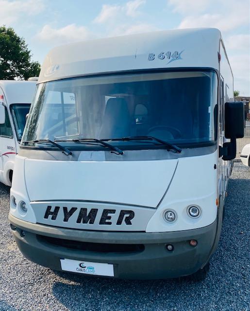 Hymer B 614 - 2