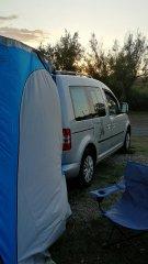 achat escc Volkswagen Caddy Tramper   Kad
