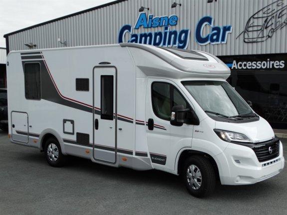 achat  LMC Element T 608 AISNE CAMPING-CAR