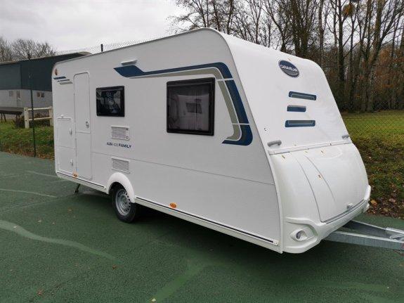 achat caravane / mobil home Caravelair Alba 426 CENTRE CARAVANING DE L'EST