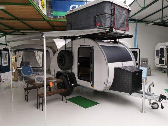 achat caravane / mobil home Hero Camper Ranger CENTRE CARAVANING DE L'EST