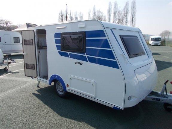 achat caravane / mobil home Mini Freestyle 290 CENTRE CARAVANING DE L'EST