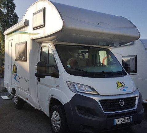 Pla Camper Yes 591