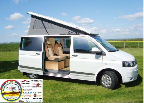 achat escc Volkswagen Multistyle OLERON CARAVANES CAMPING CARS