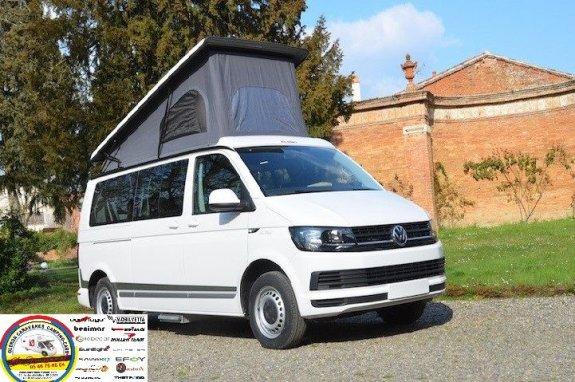 achat escc Volkswagen T6 OLERON CARAVANES CAMPING CARS