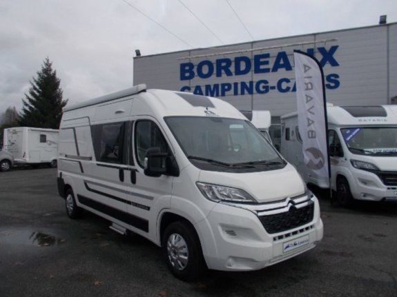 Adria Twin 600 Sp Fam Axess occasion
