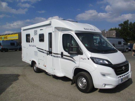 achat  Bavaria T 650 LOISIREO MERIGNAC
