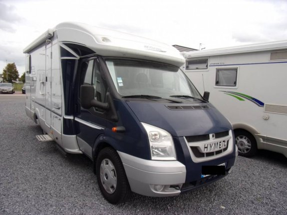 Hymer T 612 Cl occasion