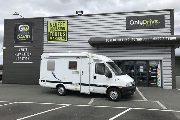 achat  Dethleffs Globebus CAMPING CAR DAVID