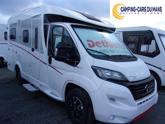 achat  Dethleffs Globebus T 1 CAMPING CAR DU MANS