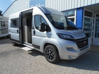 Burstner City Car C 600 Harmony Line