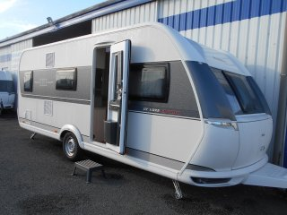 Hobby 545 Kmf De Luxe Edition occasion