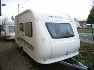 achat caravane / mobil home Hobby 400 SF LOISIRS 12 AMENAGEMENT