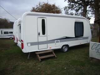 achat caravane / mobil home Hobby 490 Sff LOISIRS 12 AMENAGEMENT