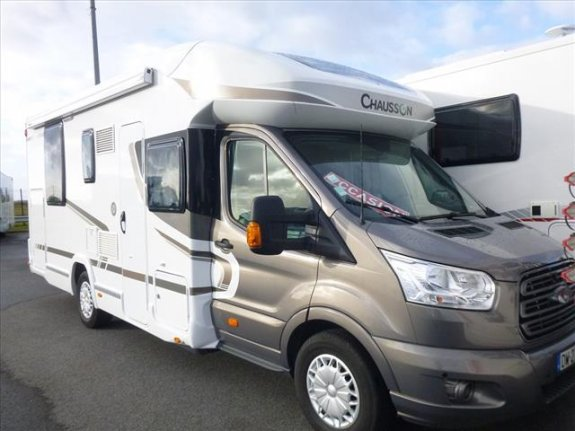 Chausson Flash 718 Eb Limited Edition occasion