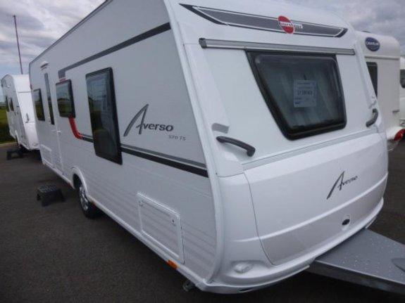 achat caravane / mobil home Burstner Averso 570 Ts LESTRINGUEZ CAMBRAI