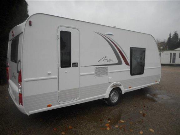achat caravane / mobil home Burstner Averso Top 470 Ts LESTRINGUEZ CAMBRAI