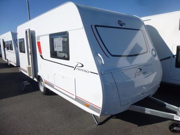 achat caravane / mobil home Burstner Premio 460 Ts LESTRINGUEZ CAMBRAI
