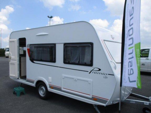achat caravane / mobil home Burstner Premio Life 425 Ts LESTRINGUEZ CAMBRAI