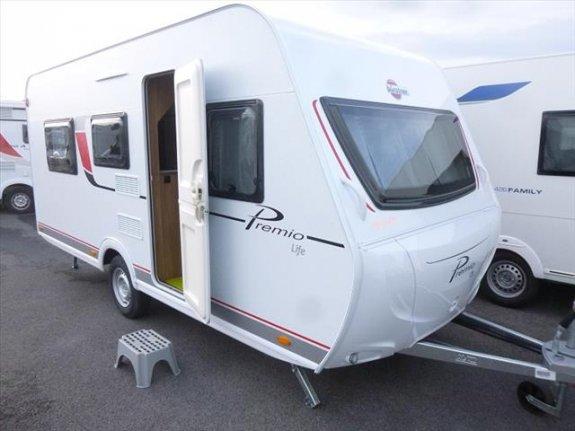 achat caravane / mobil home Burstner Premio Life 480 Tl LESTRINGUEZ CAMBRAI