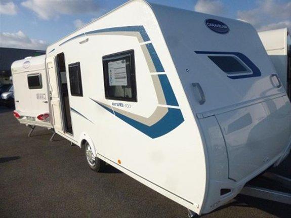 achat caravane / mobil home Caravelair Antares 400 LESTRINGUEZ CAMBRAI