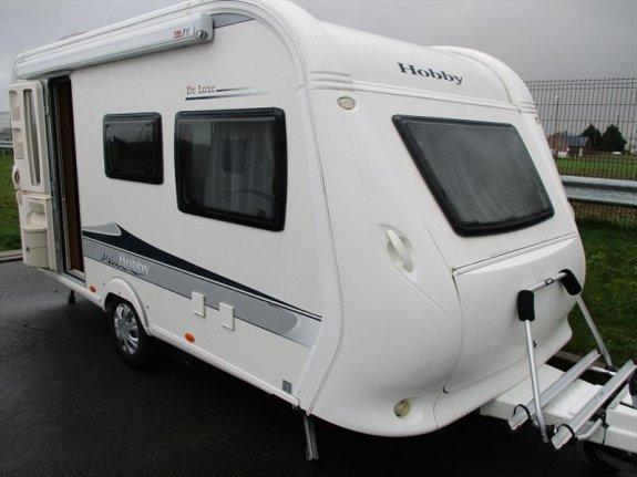 achat caravane / mobil home Hobby De Luxe 420 KB LESTRINGUEZ CAMBRAI