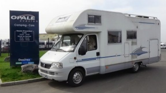 achat  Adria Coral 660 SP OPALE EVASION LILLE