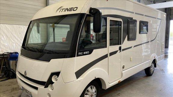 achat  Itineo Mc 650 CLC SAINT DIZIER