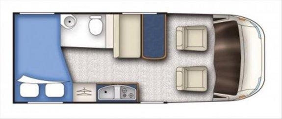 achat  Knaus BoxStar 540 Road MQ CLC SAINT DIZIER