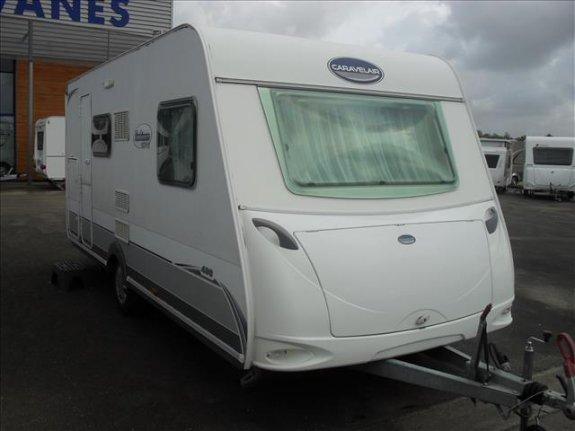 achat caravane / mobil home Caravelair Ambiance Style 486 CLC SAINT DIZIER