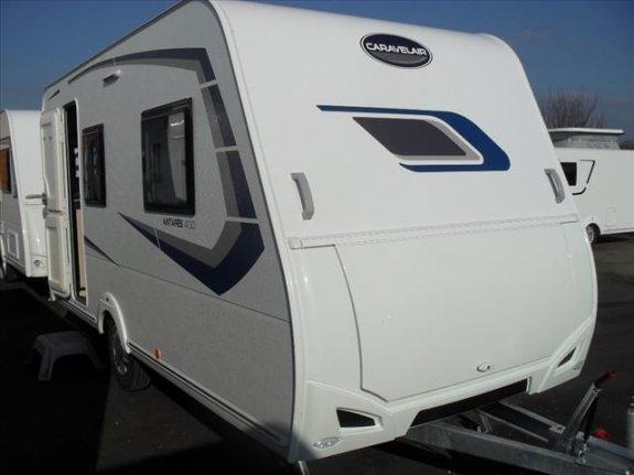 achat caravane / mobil home Caravelair Antares 400 CLC SAINT DIZIER