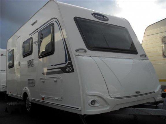 achat caravane / mobil home Caravelair Antares Style 440 CLC SAINT DIZIER