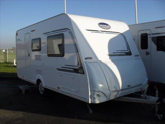 achat caravane / mobil home Caravelair Antares Style 450 CLC SAINT DIZIER