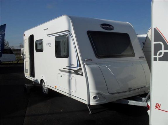 achat caravane / mobil home Caravelair Antares Style 466 Family CLC SAINT DIZIER