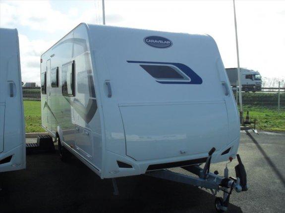 achat caravane / mobil home Caravelair Antares Style 470 CLC SAINT DIZIER