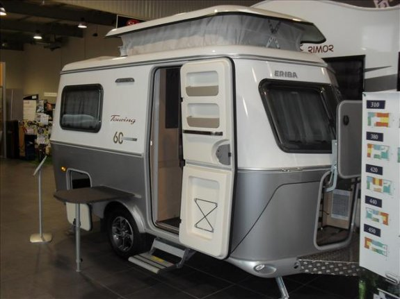 achat caravane / mobil home Eriba Familia 310 CLC SAINT DIZIER