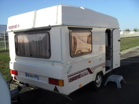 achat caravane / mobil home Esterel Top Volume 34 CLC SAINT DIZIER
