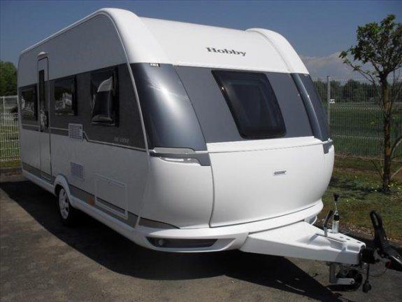 achat caravane / mobil home Hobby 455 UF De Luxe CLC SAINT DIZIER
